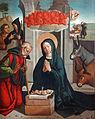 Musée du Louvre - Juan Correa de Vivar - La Nativité.JPG