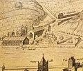 Musées Gadagne - Simon Maupin - Grande vue de Lyon - Détail sur la chapelle Saint-Laurent de Choulans.jpg
