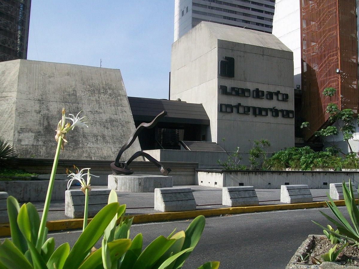 Museo de Arte Contemporáneo de Caracas - Wikipedia, la enciclopedia ...