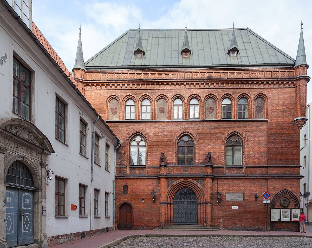 Museum Of The History Of Riga And Navigation Wikipedia