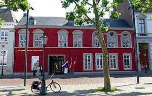Museum aan het Vrijthof - Image: Museum aan het Vrijthof Exterieur 2012