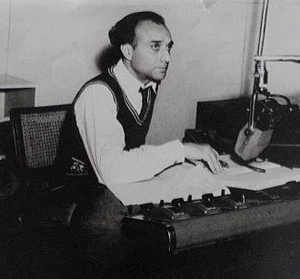 Radio Pakistan - Mustafa Ali Hamdani