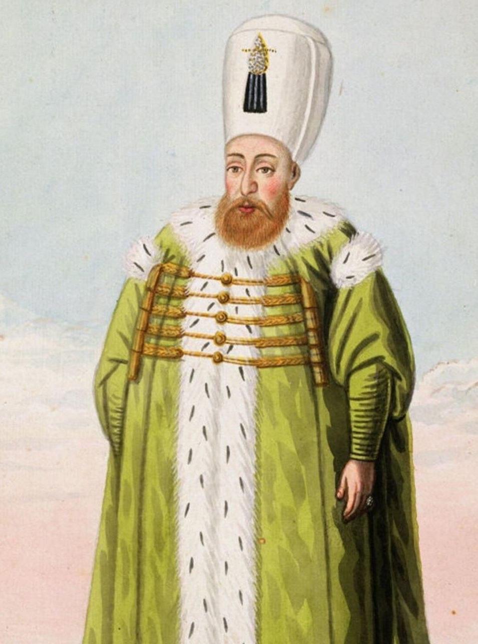 Mustafa I by John Young (cropped)