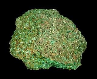 Népouite phyllosilicate mineral