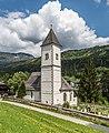 Nötsch Kerschdorf Filialkirche hl. Nikolaus und Friedhof 08052015 3451.jpg