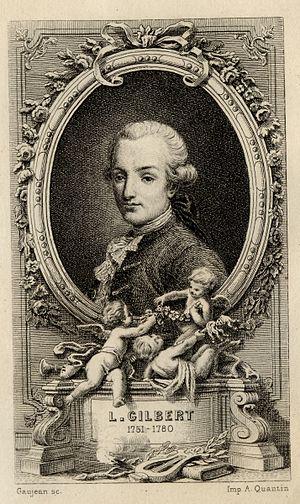 Nicolas Joseph Laurent Gilbert - Nicolas Gilbert