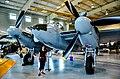 N114KA 1945 de Havilland DH98 Mosquito FBMK26 (30250909298).jpg