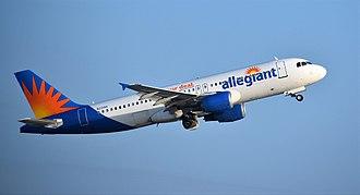 Allegiant Air - Allegiant Air Airbus A320-200