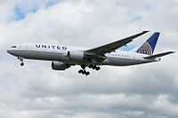 N226UA - B772 - United Airlines