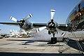 N494TW - 8609 Lockheed Constellation L-749 - C-121A MATS - Military Air Transport Service Engine Start Up (8392192854).jpg