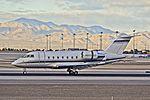N601AD 1995 Canadair CL-600-2B16 C-N 5186 (8320210131).jpg