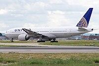 N774UA - B772 - United Airlines