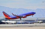 N920WN Southwest Airlines Boeing 737-7H4 (cn 32460-2597) (7738398210).jpg
