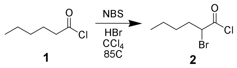 bromination of vanillin to 5 bromovanillin The overall conversion from vanillin to 3,4,5-trimethoxybenzaldehyde is depicted in the following reaction scheme: the three steps involved are: 1 bromination of vanillin to afford 5-bromovanillin 2 hydrolysis of 5-bromovanillin to afford 5-hydroxyvanillin and 3 methylation of 5-hydroxyvanillin to afford 3,4,5-trimethoxybenzaldehyde the.