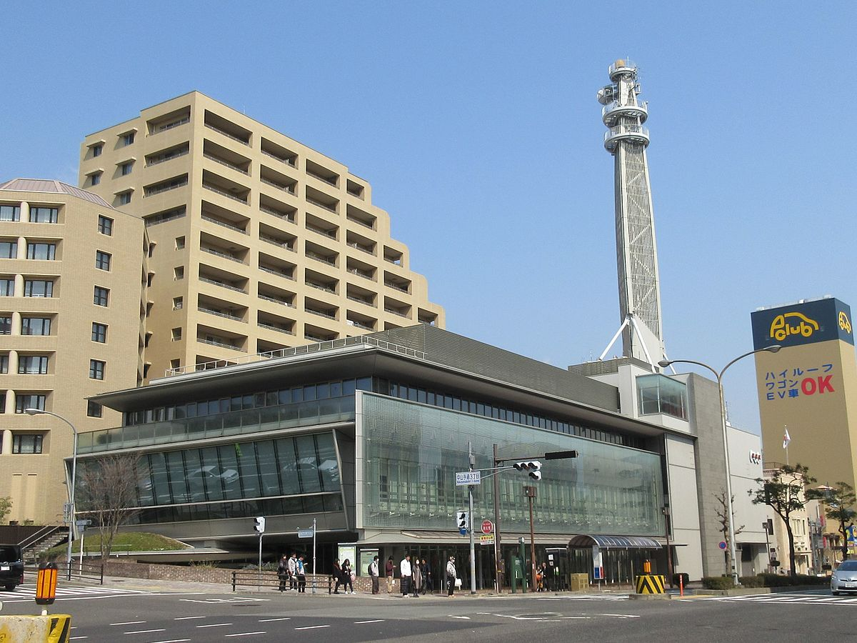 NHK神戸放送局 - Wikipedia