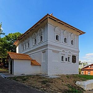 Дом валяльщика нижний новгород