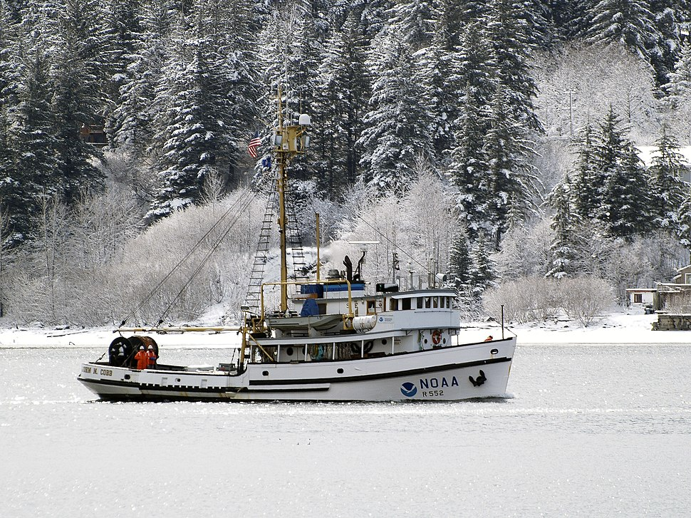 NOAA John N. Cobb 758