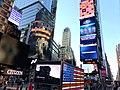 NYC – Broadway – Times Square - panoramio.jpg