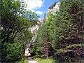 Na začiatku Prosieckej doliny - panoramio.jpg