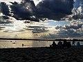 Nad jeziorem Dąbie. - panoramio.jpg