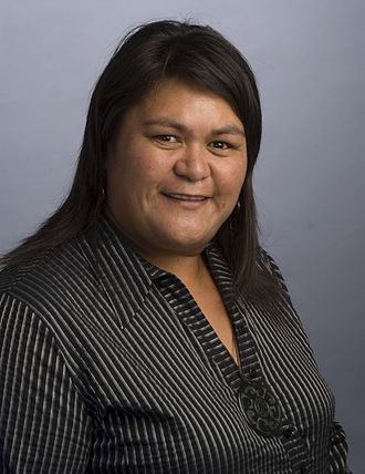 Minister for Māori Development - Image: Nanaia Mahuta