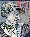 Nancy Cunard,Garbade,Portrait