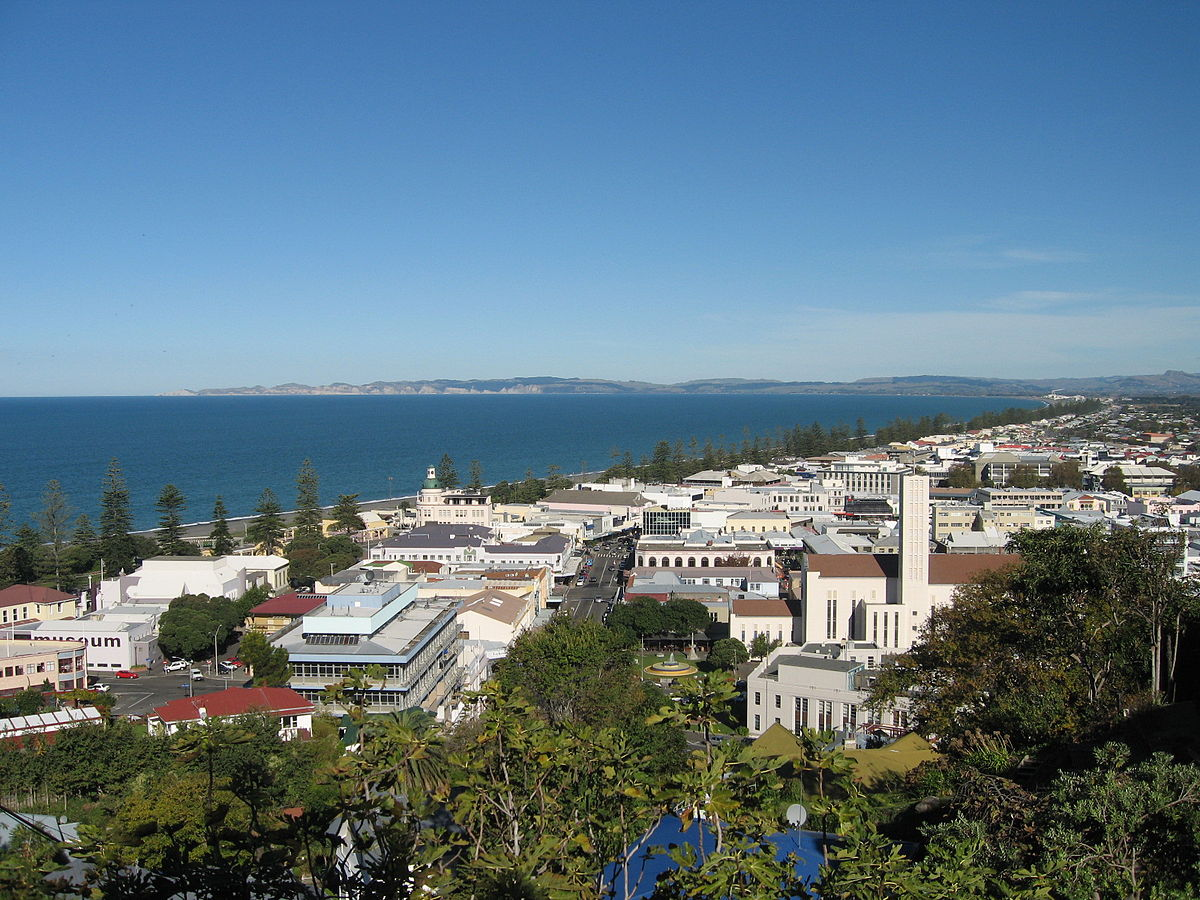 Napier New Zealand Wikipedia