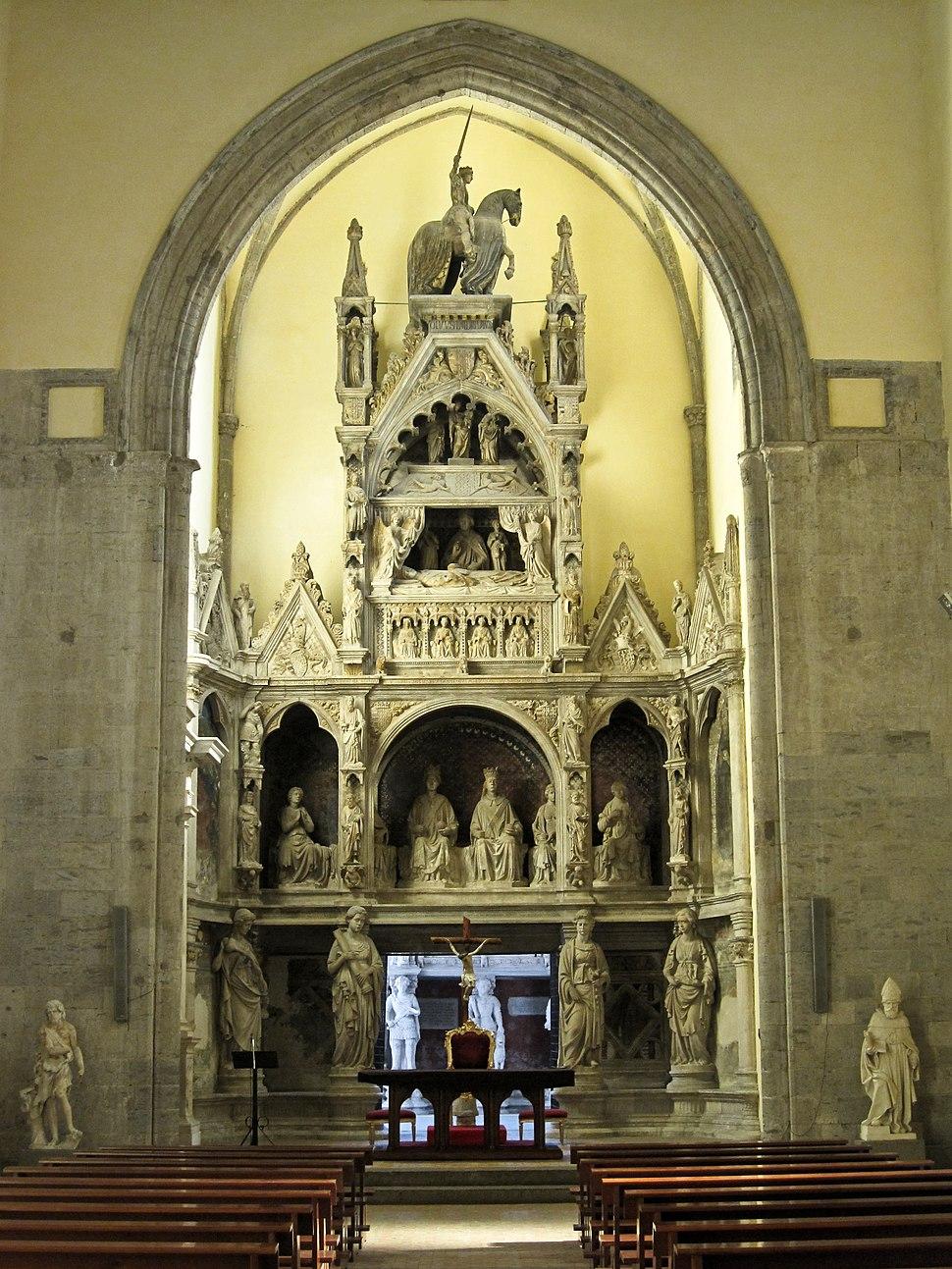 Napoli - Chiesa di San Giovanni a Carbonara9