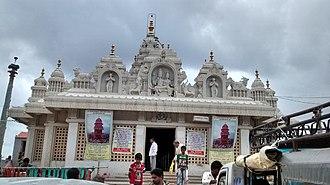 Narada - Sri Narada Muni Temple. Chigateri
