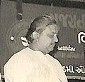 Narhari Amin at Gujarati Vishwakosh Trust in 1994.jpg