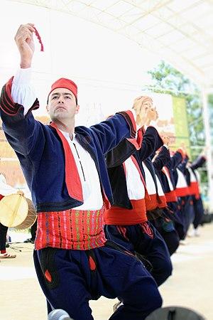 Narodnja nosnja Vranje