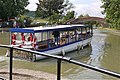 Narrow Boat Cruiser at Foxton Locks Leics - Flickr - mick - Lumix.jpg