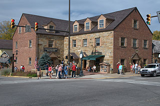 Nashville, Indiana Town in Indiana, United States