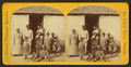 Negro quarters, Plantation, Fort George Island, from Robert N. Dennis collection of stereoscopic views.png