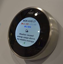 Nest Learning Thermostat (cropped).JPG