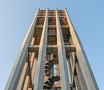 Netherlands Centennial Carillon during sunrise, Victoria, British Columbia, Canada 12.jpg