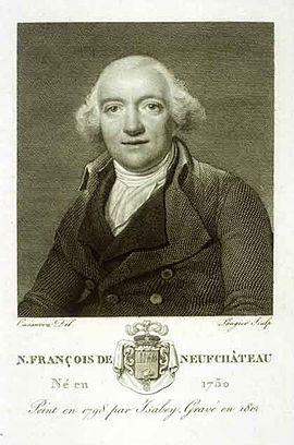 Nicolas Louis François de Neufchâteau