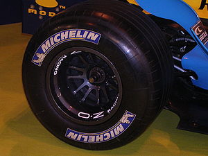Michelin Race Tyres