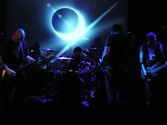 Neurosis (band) - Neurosis live in Seattle, Washington in 2008