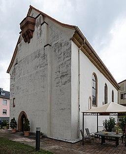 Hindenburgstraße in Neustadt an der Weinstraße