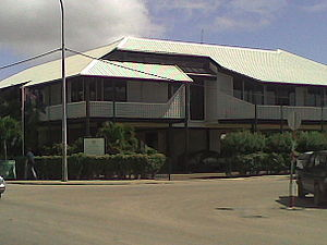Foreign relations of New Zealand - New Zealand High Commission in Nuku{{Okina}}alofa, Tonga.