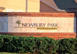 Newbury Park, California Populated place in California, United States of America