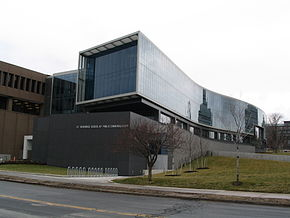 Newhouse Communications Center III, Syracuse University.JPG