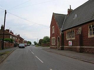 Newton-on-Ouse village in United Kingdom