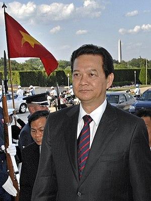 Nguyễn Tấn Dũng - Image: Nguyen Tan Dung 2009