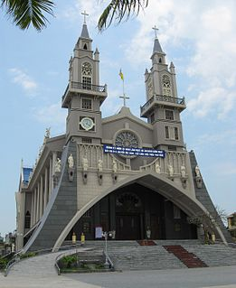 Roman Catholic Diocese of Thái Bình diocese of the Catholic Church
