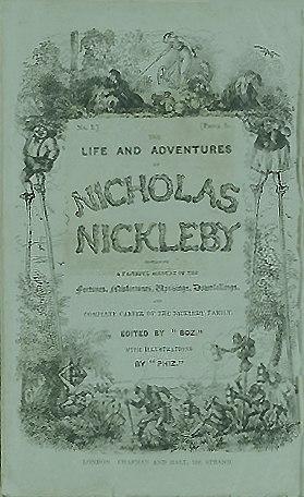 Nickleby serialcover