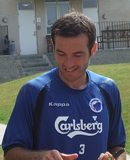 Niclas Jensen Danish footballer