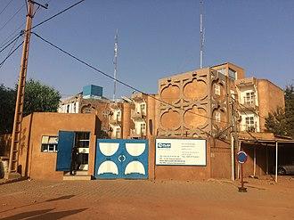 Plan International - Plan International's country office in Niamey, Niger