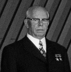 Nikolai Podgorny - Podgorny in 1973